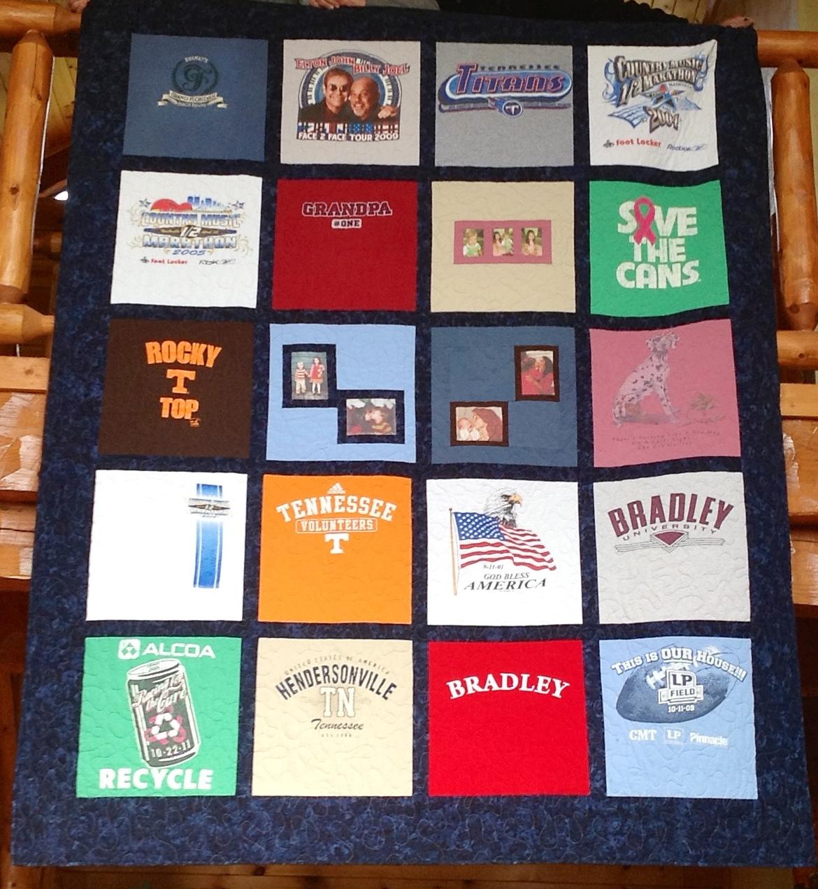 Shirt Quilt : t shirt quilt fusible interfacing - Adamdwight.com